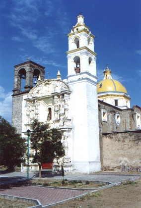 Imagen de la Iglesia Acuamanala
